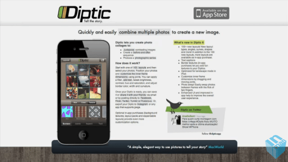 Diptic: Photo collages for your real estate social media strategy