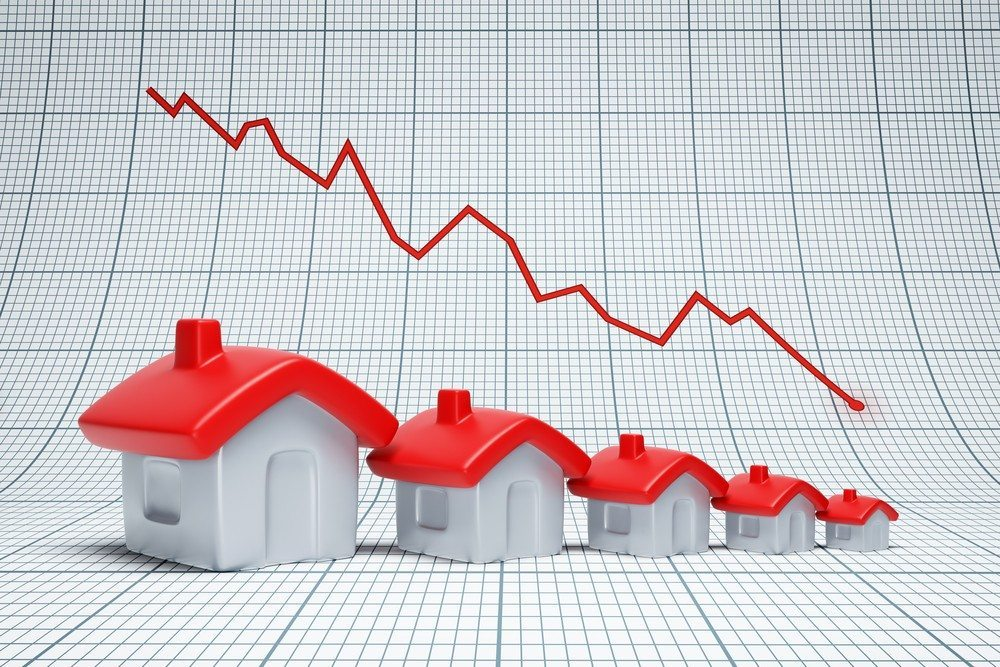 Purchase mortgage applications hit 19-year low