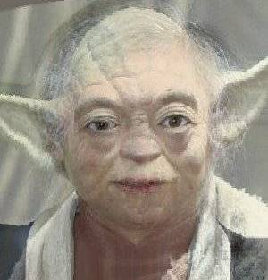 Yoda as Fed chair.