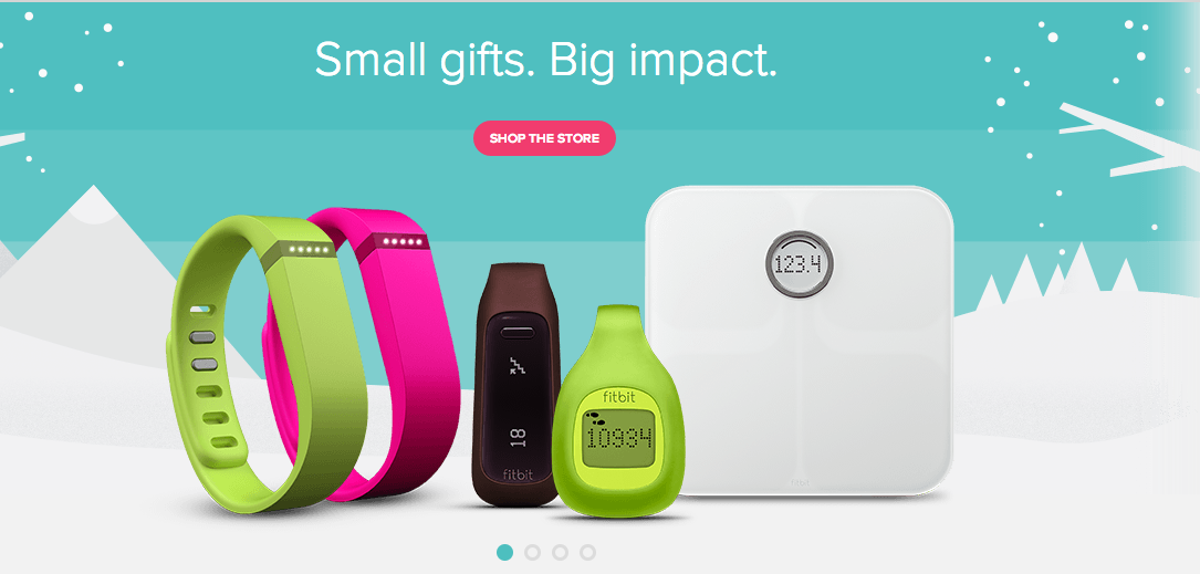 fitbit products image via fitbit.com.