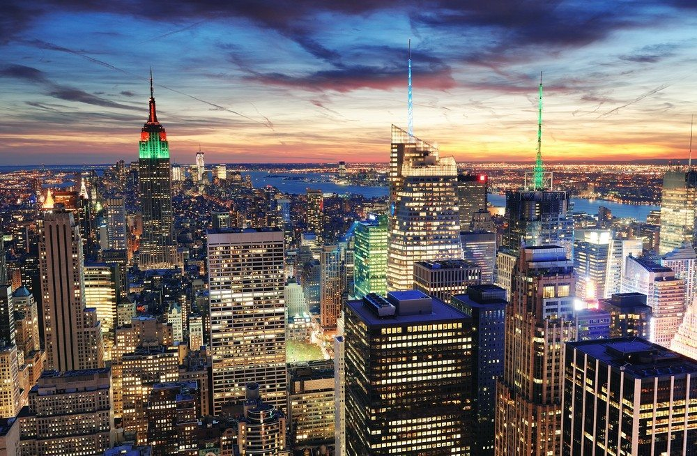 NYC listed as one of 'world's most dynamic' cities