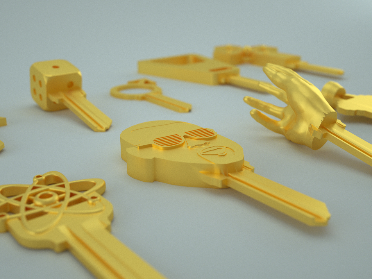 KeyMe now offering customizable 3-D keys
