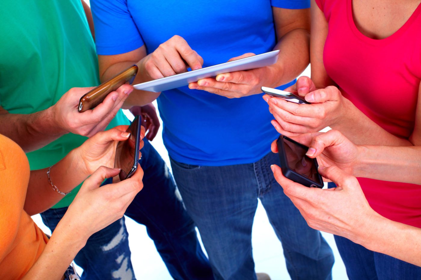 Real estate clients want value, so create a mobile app or help out in the community to earn their referrals