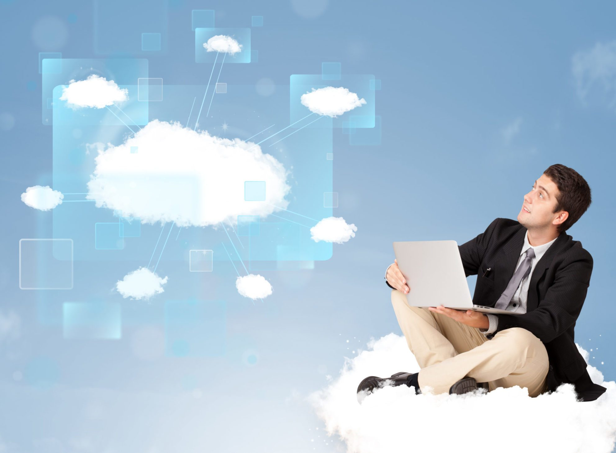 Cloud storage and device integration will liberate you from your desk in 2014