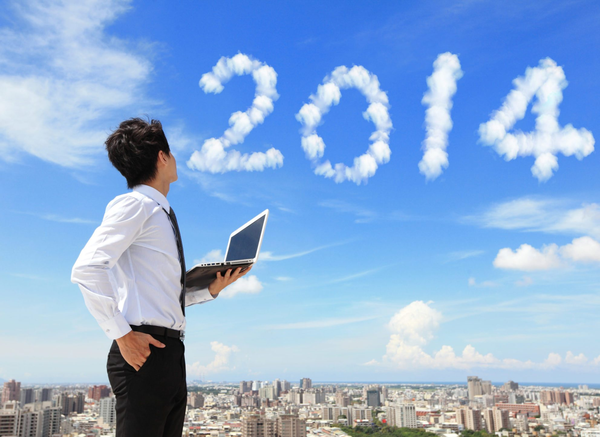 Look for new companies to keep shaking things up in 2014 with more partnerships, conversations and interactions