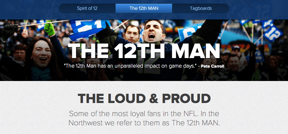 Just like football, real estate teams with a '12th Man' are the ones that win the game