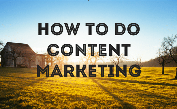 Content marketing for real estate: a beginner's guide to building trust in your brand and turning engagement into profit