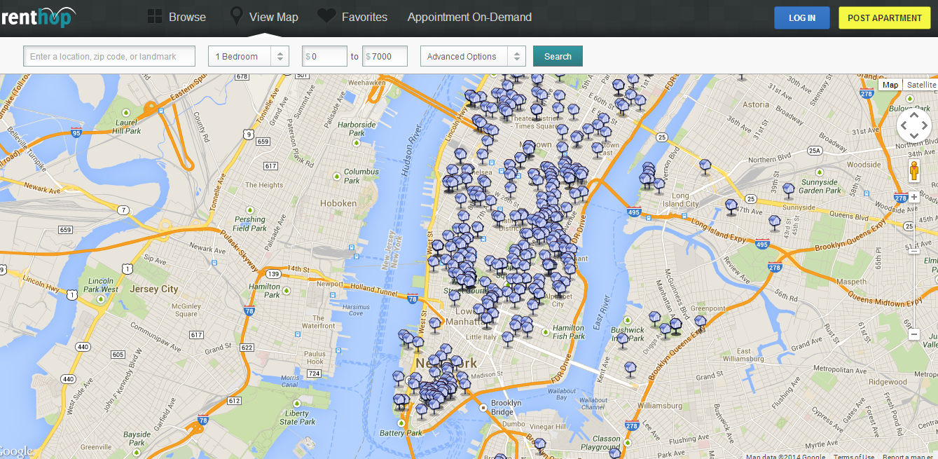 RentHop, rental listing site and Y-Combinator alum, expands nationally