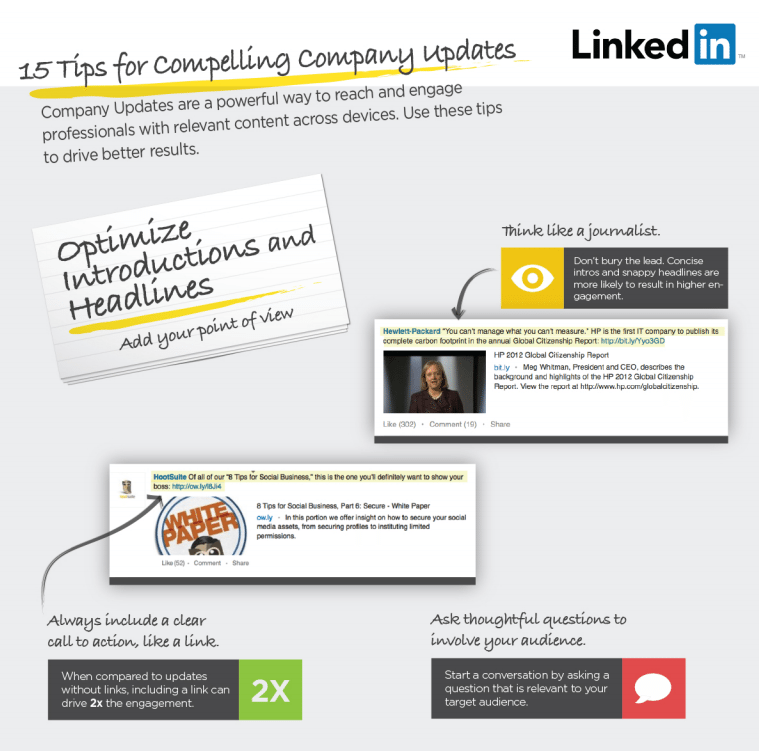 Linkedin company playbook