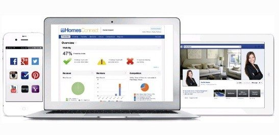 Homes.com offers agents comprehensive social media suite