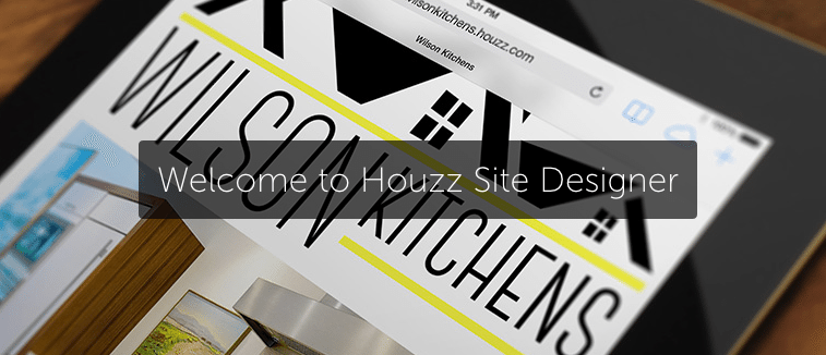 Houzz rolling out free website-building tool