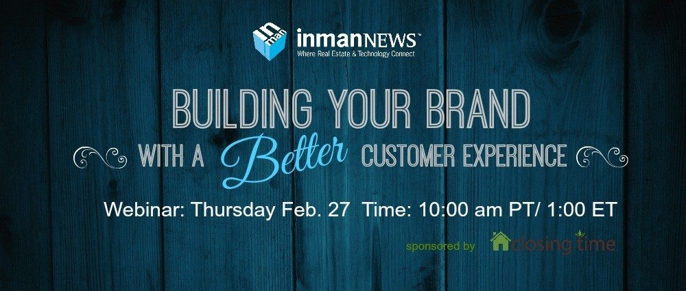 Building your brand with a better customer experience [webinar recording]