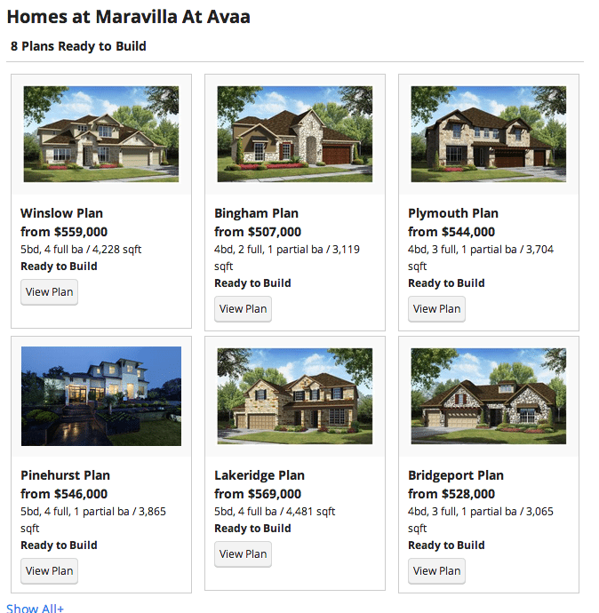 Trulia revamps its new-home search and display