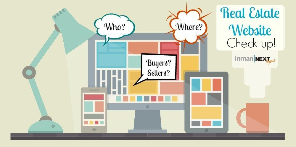 Does your real estate website answer these questions?