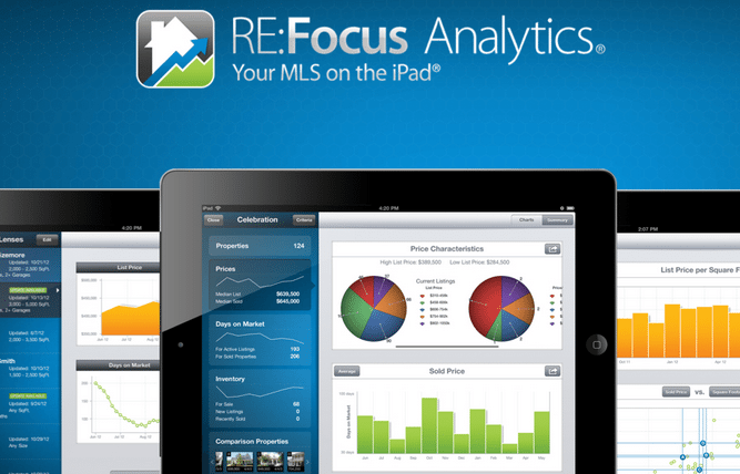 A la mode makes market analytics iPad app available for free