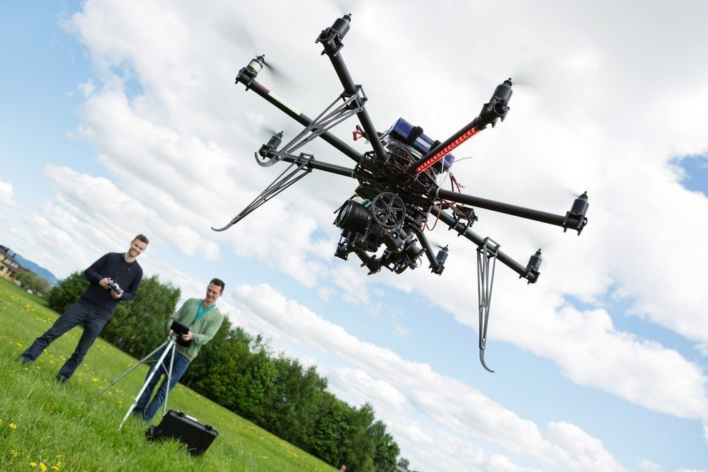 Approvals for movies, TV could set stage for Realtor drone flights