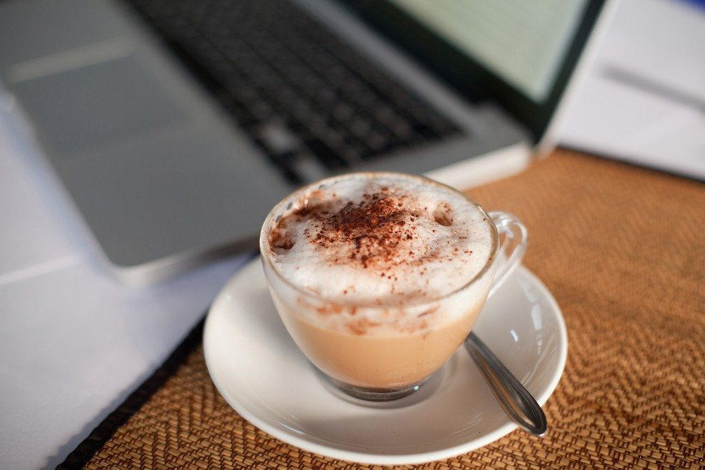 Paperless 'real estate cafe' to serve technology with lattes