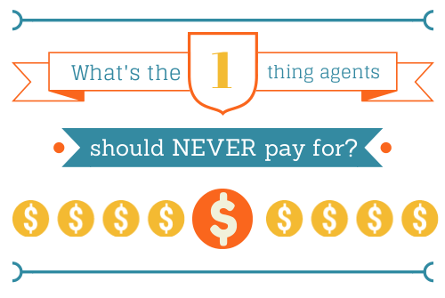 What's the one thing an agent should NEVER spend money on? [Poll]