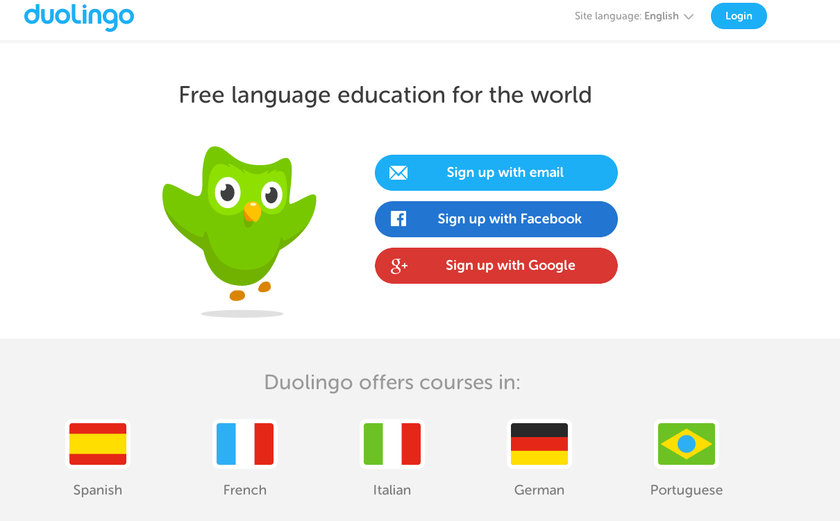 Duolingo app: Could learning a new language grow your business?