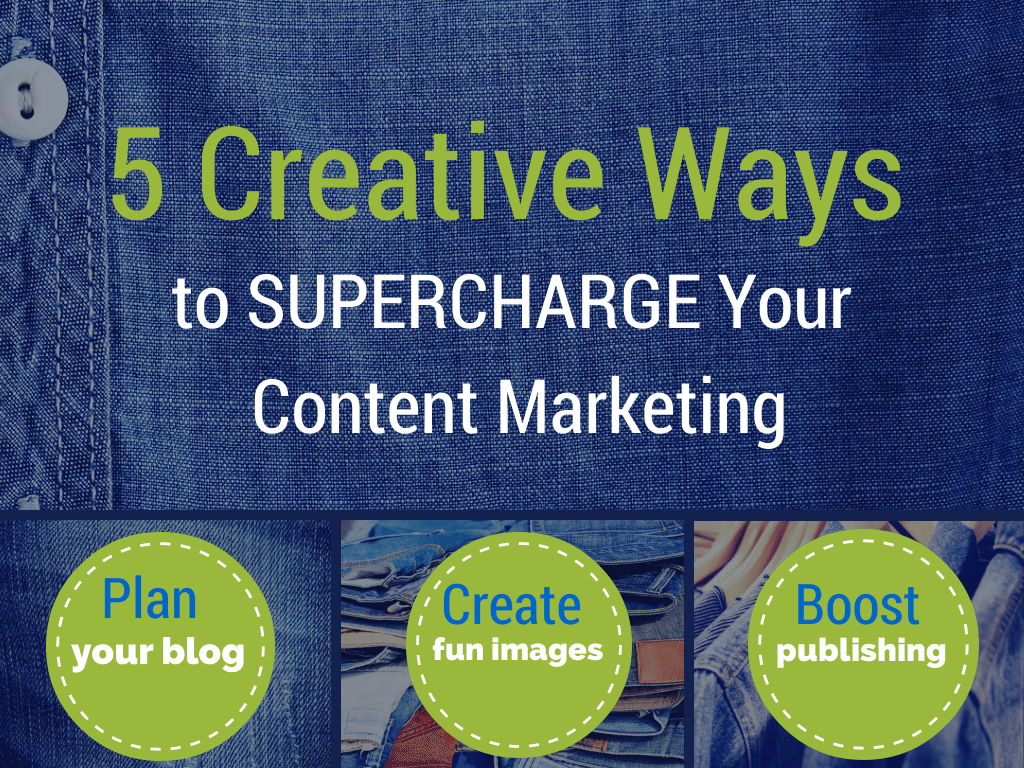 5 creative tips and tools to supercharge your real estate content