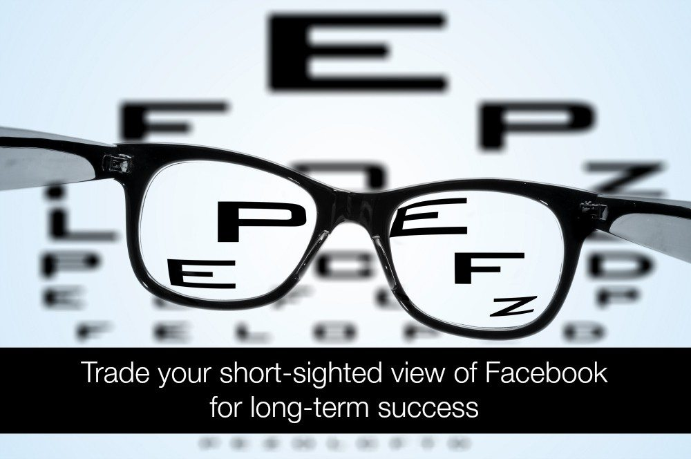 Real Estate Agents Have A Short Sighted View Of Facebook