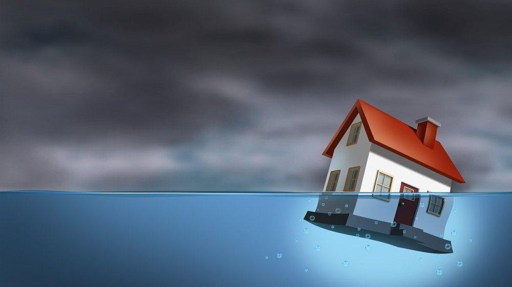 First-time homebuyer inventory is still underwater