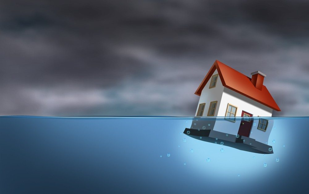 Price gains push 3.5 million homes above water