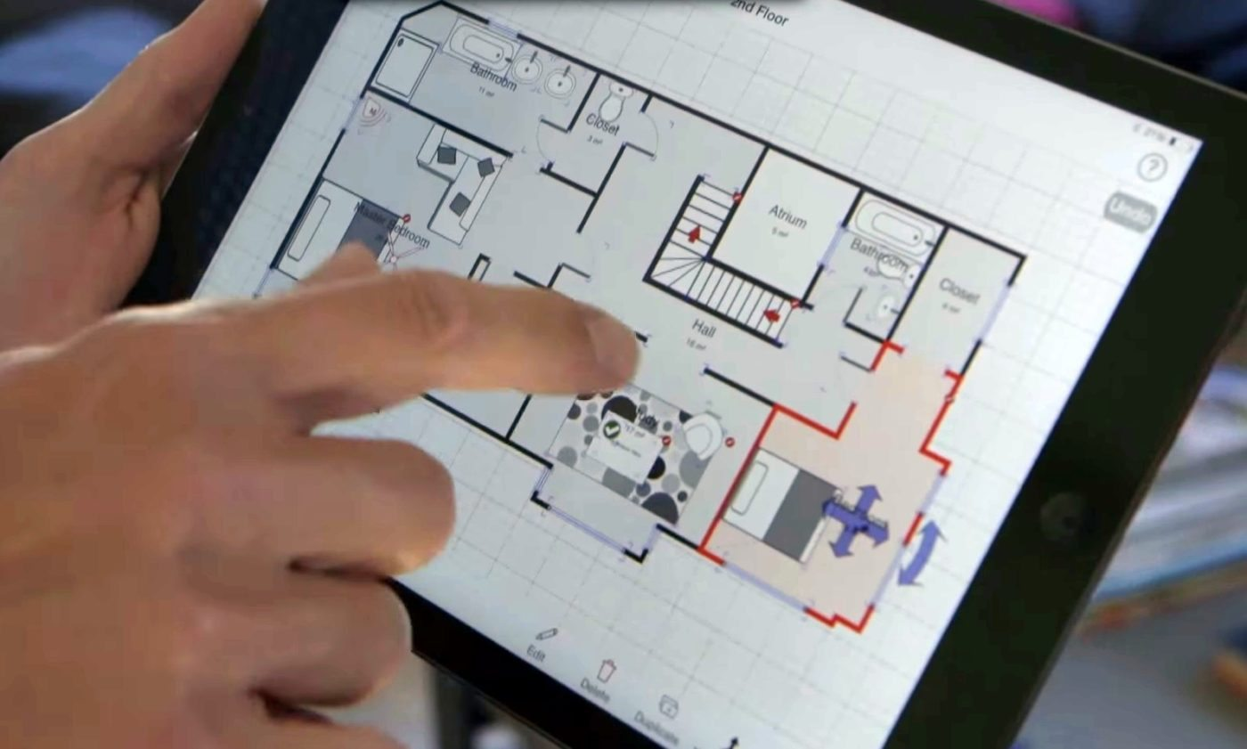 New version of MagicPlan mobile app streamlines creation of accurate floor plans