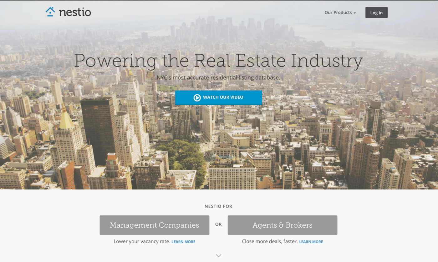 Nestio rolls out real-time listing service for rentals