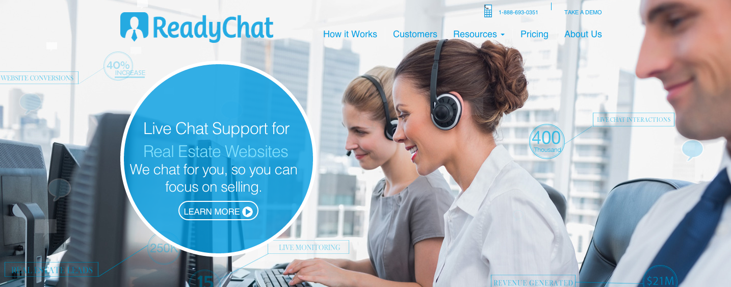 ReadyChat: real time, real service, real leads [webinar recap]