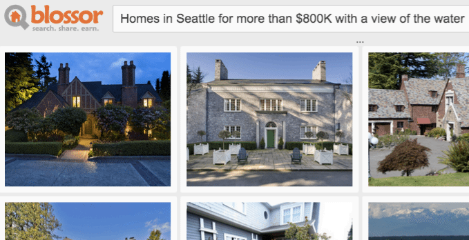 'Zillow-killer' Blossor out to conquer natural language search