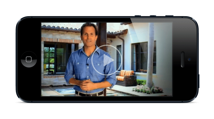 "Camera shy? Opt for video content created by others, like this one on ""Pool Design""  from MarketVideos.com."