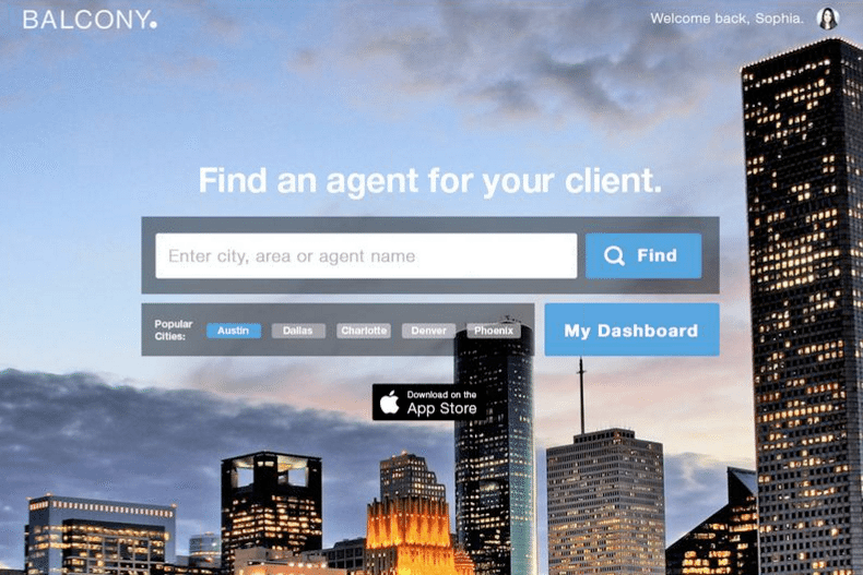 Balcony is building a real estate referral engine for the Internet age