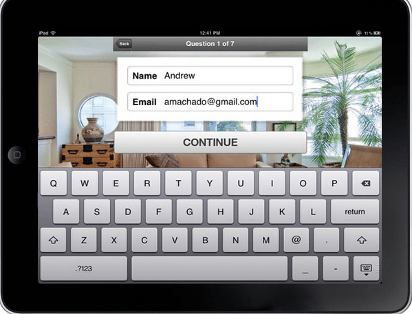 HomeFinder.com launches Open Home Pro Android tablet app
