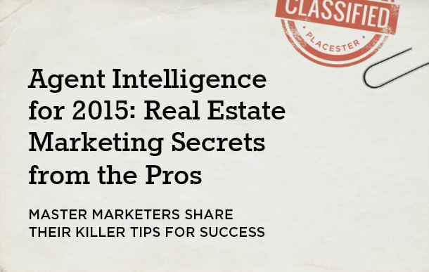 Real estate marketing secrets for 2015 from the experts at Inman Real Estate Connect