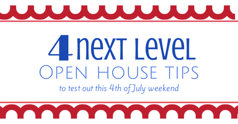 4 next-level open house tips for Realtors