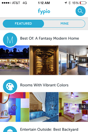 fypio featured homes