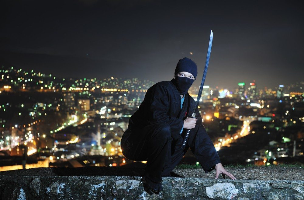 Behold: a real estate tech ninja