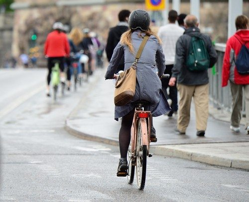 Commuter image via Shutterstock