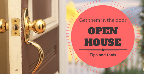 5 surprisingly simple ways to draw people to your open house