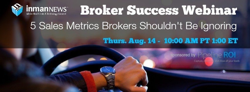 5 sales metrics real estate brokers shouldn't be ignoring
