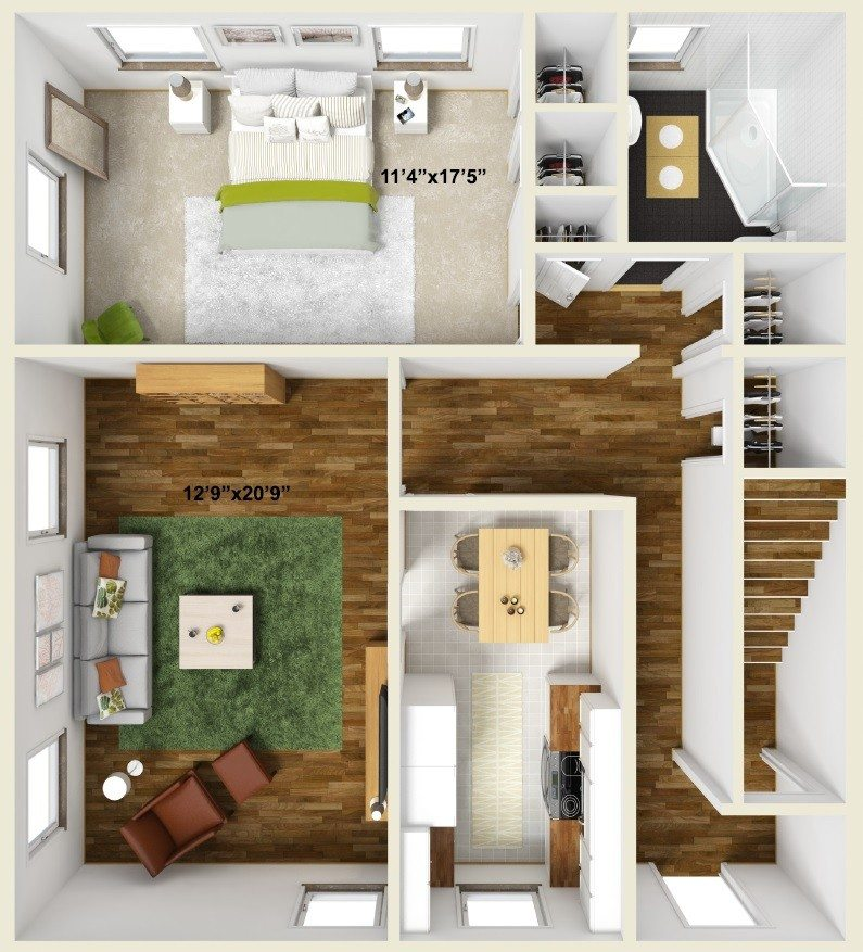 DIAKRIT to provide 3-D floor plans to Advanced Digital's portals in more than a dozen markets