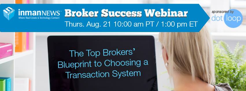 The top brokers' blueprint to choosing a transaction system