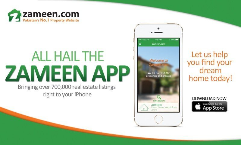 Listing portal Zameen.com seizes the day as 3G comes to Pakistan