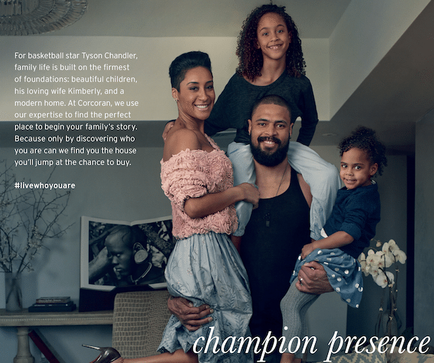 Annie Leibovitz gives The Corcoran Group's latest ad campaign a high-gloss sheen