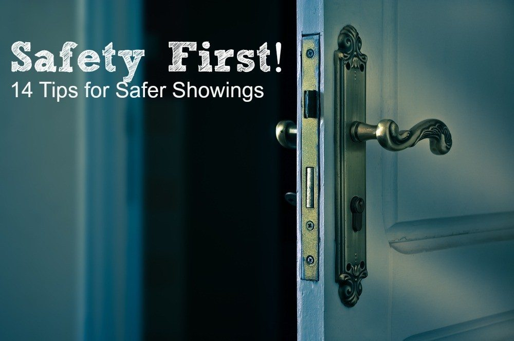 14 tips for safer property showings