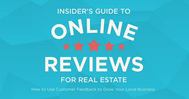 How to effortlessly use online reviews to grow your real estate business