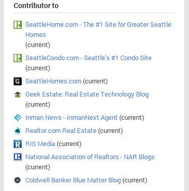 google plus profile contributor