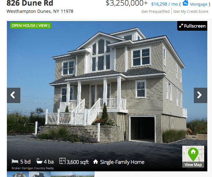 Fundrise, real estate crowdfunder, closes investment in Hamptons mansion