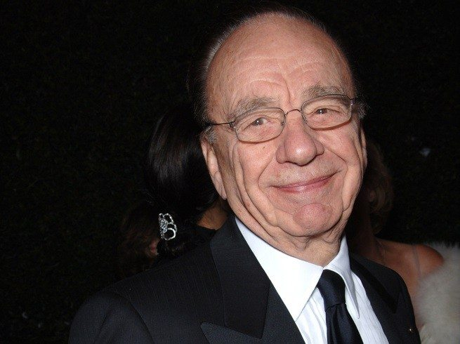 Do not underestimate Rupert Murdoch